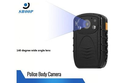 1296P Portable Best Police Body Camera for Law Enforcement With 8MP CMOS Sensor