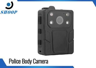 3200mAh Battery 1296p HD Police Body Camera With Docking Charger